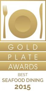 Gold Plate Awards Winner 2015